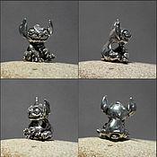 Материалы для творчества handmade. Livemaster - original item Stitch charm. Handmade.