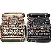 Косметика ручной работы. Ярмарка Мастеров - ручная работа Мыло Печатная машинка. Handmade.