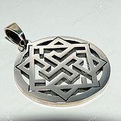 Amulet handmade. Livemaster - original item Valkyrie. Handmade.