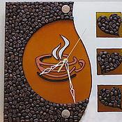 """Часы ручной работы. Ярмарка Мастеров - ручная работа Авторские часы ручной работы  """"Made with love"""". Handmade."""