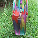Женские сумки ручной работы. Сумка из кожи змеи.. Paradise Bali. Интернет-магазин Ярмарка Мастеров. Сумка ручной работы