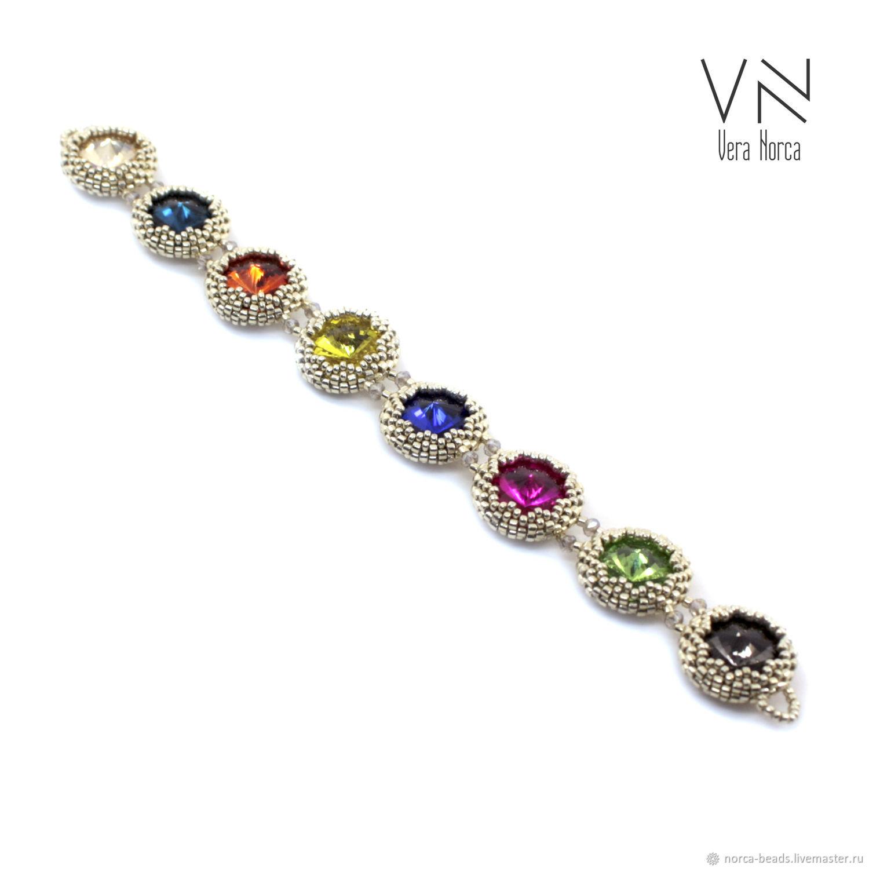 Bracelet Montpensier, Bead bracelet, Podporozhe,  Фото №1