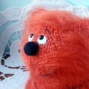 Куклы и игрушки ручной работы. Ярмарка Мастеров - ручная работа Рыжий кот на удачу.. Handmade.
