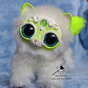 Куклы и игрушки ручной работы. Ярмарка Мастеров - ручная работа Королевский волшебный кот породы : Мирис. Handmade.
