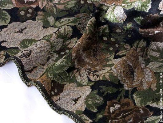 Шитье ручной работы. Ярмарка Мастеров - ручная работа. Купить D&G оригинал жаккард отрез , Италия. Handmade. Итальянские ткани