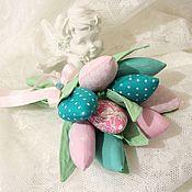 Подарки к праздникам ручной работы. Ярмарка Мастеров - ручная работа время Тюльпанов. Handmade.