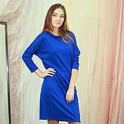 Одежда handmade. Livemaster - original item Dress, Jersey dress,office dress. Handmade.