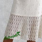 Одежда ручной работы. Ярмарка Мастеров - ручная работа Юбка летняя. Handmade.