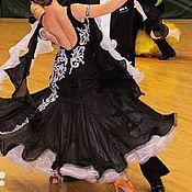 Одежда ручной работы. Ярмарка Мастеров - ручная работа Платье Стандарт для бальных танцев. Handmade.