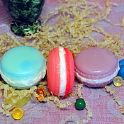 """Мыло ручной работы. Ярмарка Мастеров - ручная работа Мыло  """"Печенье Макарун"""". Handmade."""