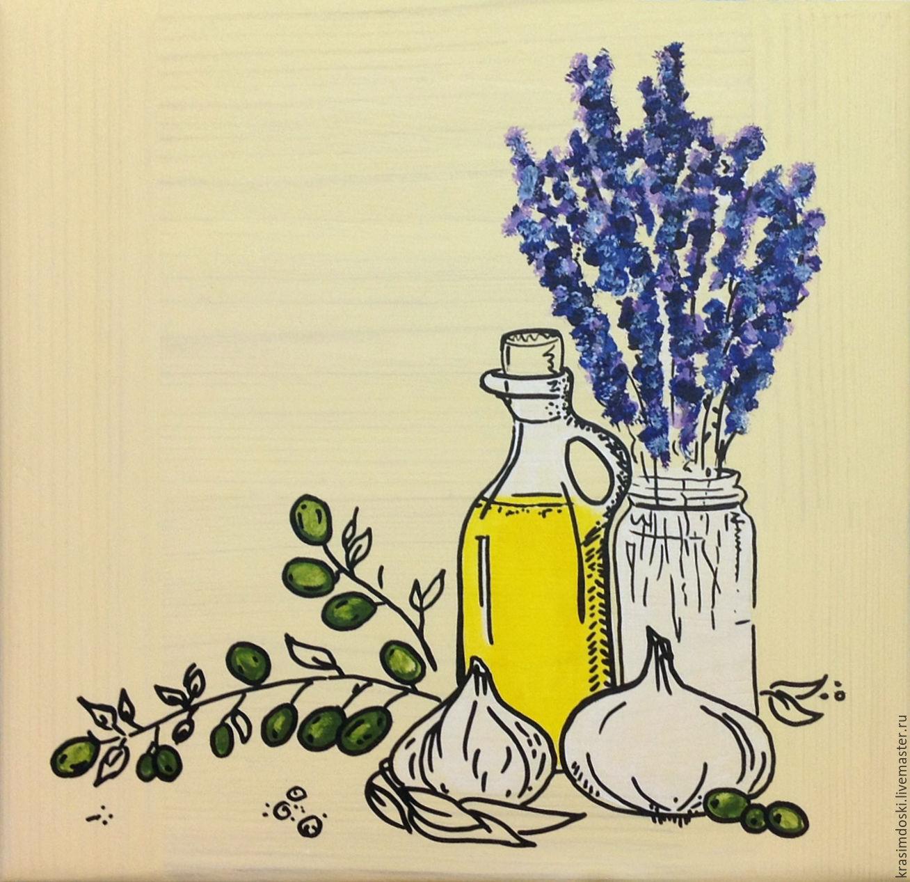 Вы чувствуете аромат прованских трав и оливок?))))