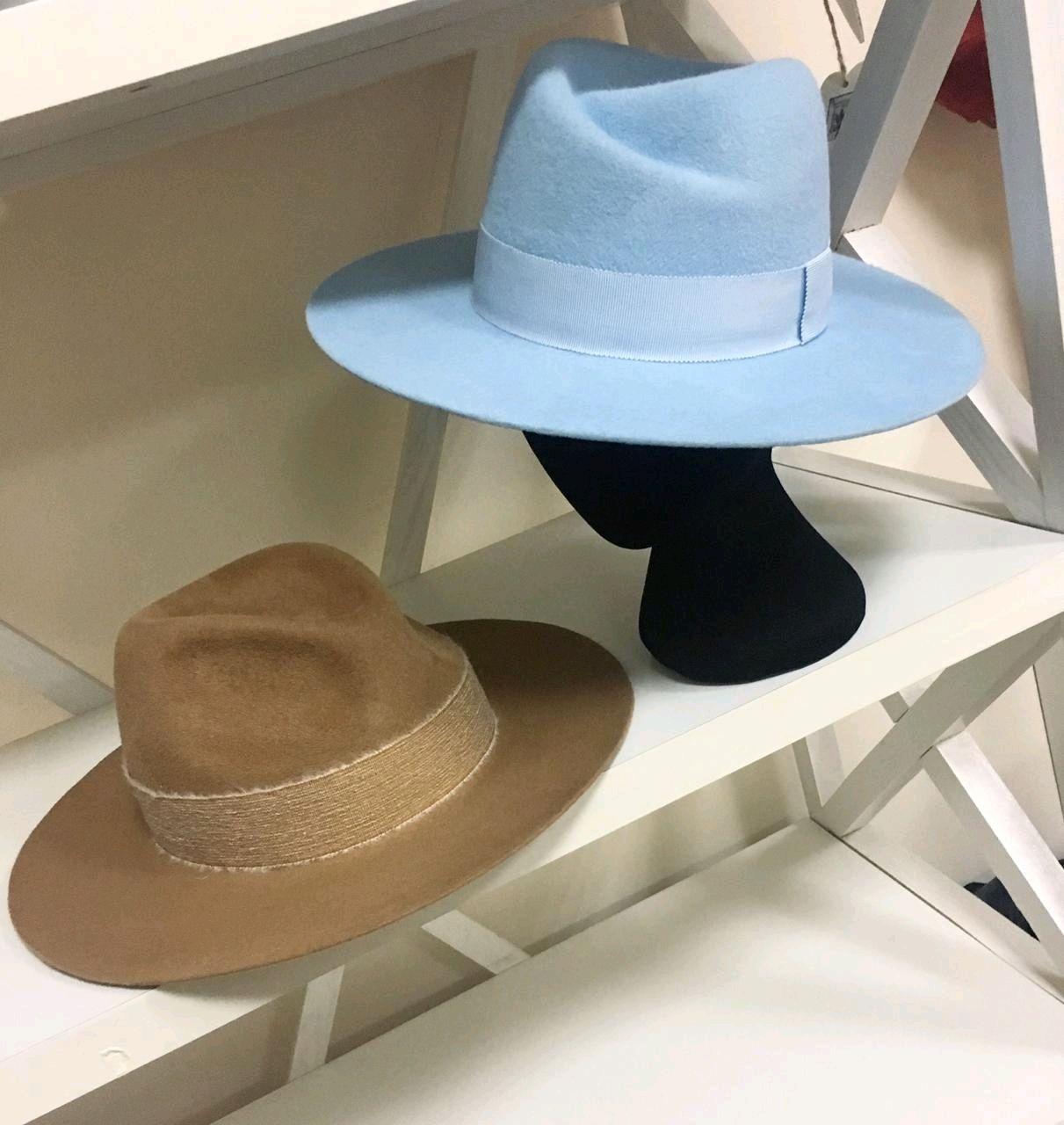 Шляпа Федора, Шляпы, Москва, Фото №1
