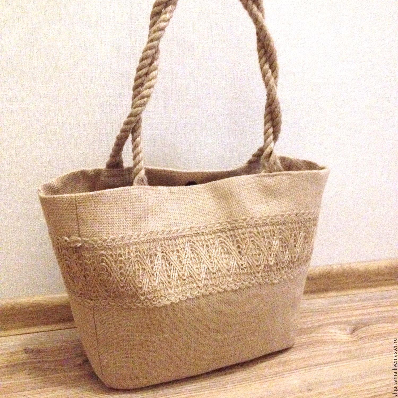 Ridicullina Женские сумки ручной работы. Пляжная сумка