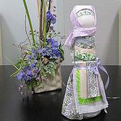 Куклы и игрушки ручной работы. Ярмарка Мастеров - ручная работа Куколка оберег на удачное замужество. Handmade.