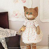 Куклы и игрушки ручной работы. Ярмарка Мастеров - ручная работа Кошечка Белль. Handmade.