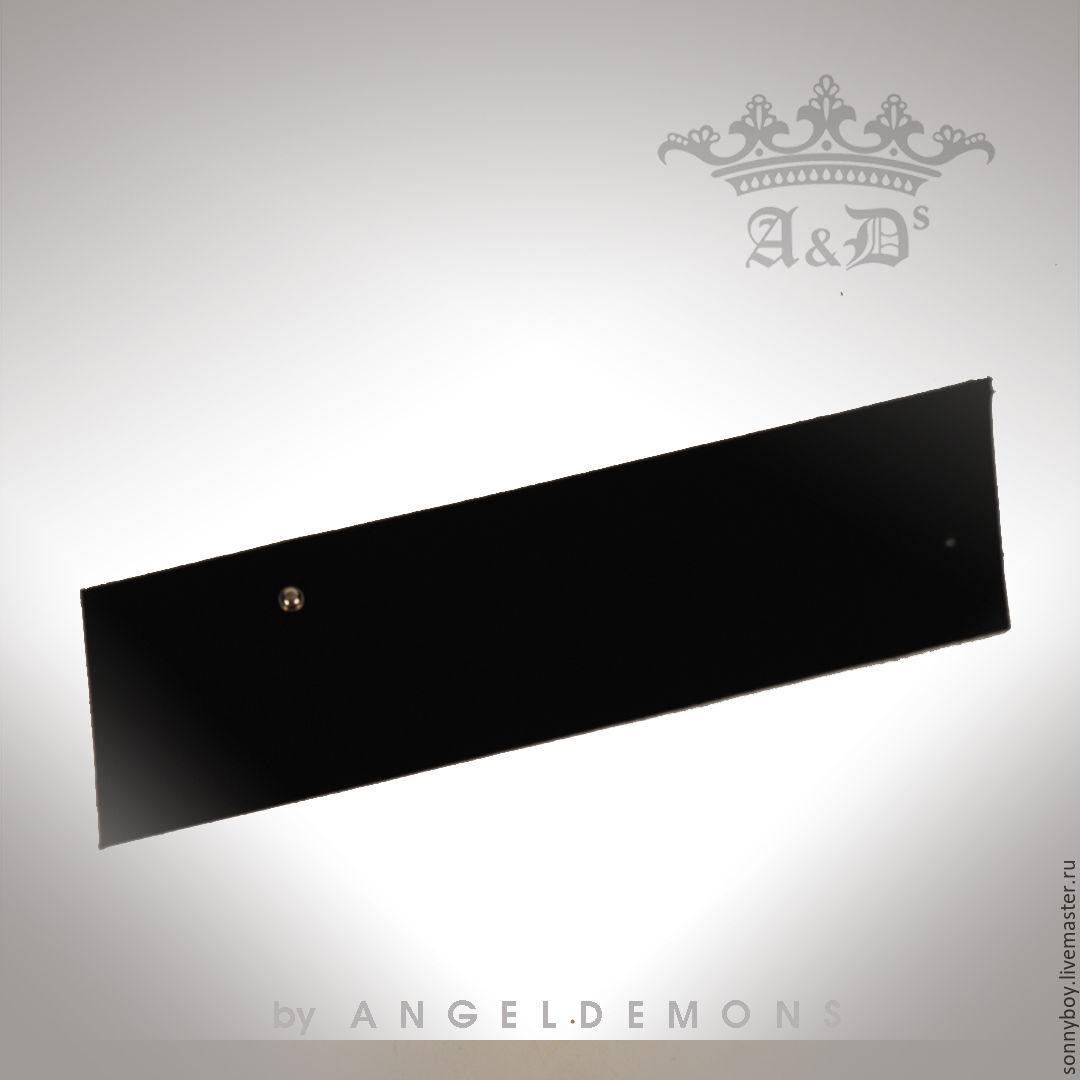 Браслет из кожи - Asymmetrical Coburn Bracelet