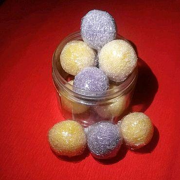 Косметика ручной работы. Ярмарка Мастеров - ручная работа Сахарный скраб из натуральных ингредиентов. Handmade.