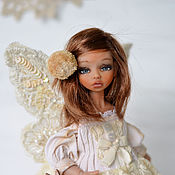 Куклы и игрушки ручной работы. Ярмарка Мастеров - ручная работа Паппи. Бабочка.... Handmade.