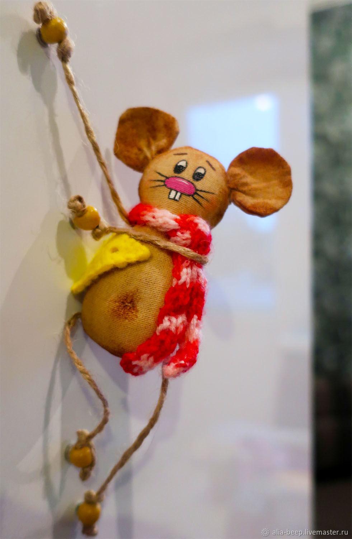 Забавный мышонок, Магниты, Великий Новгород,  Фото №1