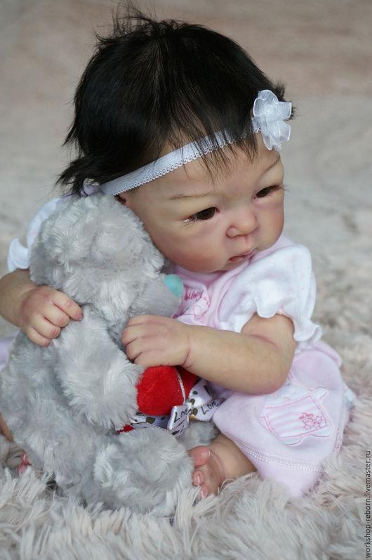 Куклы-младенцы и reborn ручной работы. Ярмарка Мастеров - ручная работа. Купить Малышка Суи Куи , реборн, кукла реборн, младенец.. Handmade.