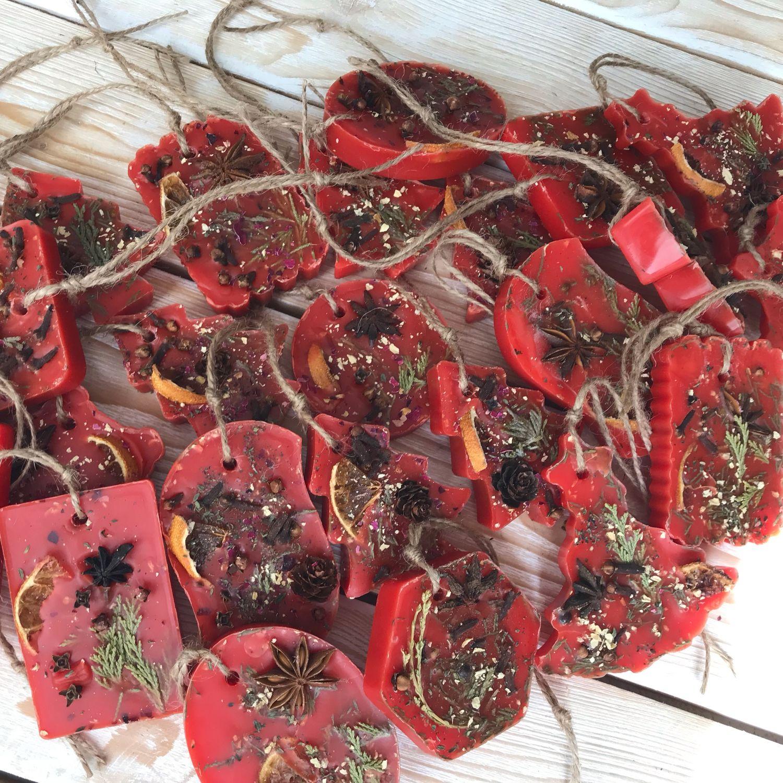 Флорентийское (восковое) саше красное, Ароматическое саше, Ставрополь,  Фото №1