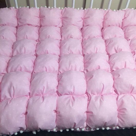 Пледы и одеяла ручной работы. Ярмарка Мастеров - ручная работа. Купить Детское лоскутное одеяло. Handmade. Одеяло пэчворк
