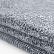 """Одежда ручной работы. Ярмарка Мастеров - ручная работа Кардиган серый из 100% кашемира """"Grey"""" Серый кардиган. Серый кардиган.. Handmade."""