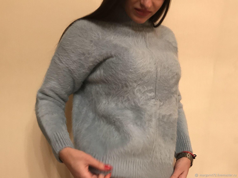 Кофта женская из ангоры, Водолазки, Тюмень,  Фото №1