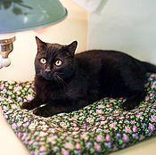 Для домашних животных, ручной работы. Ярмарка Мастеров - ручная работа Матрасики для кошек и собак. Handmade.