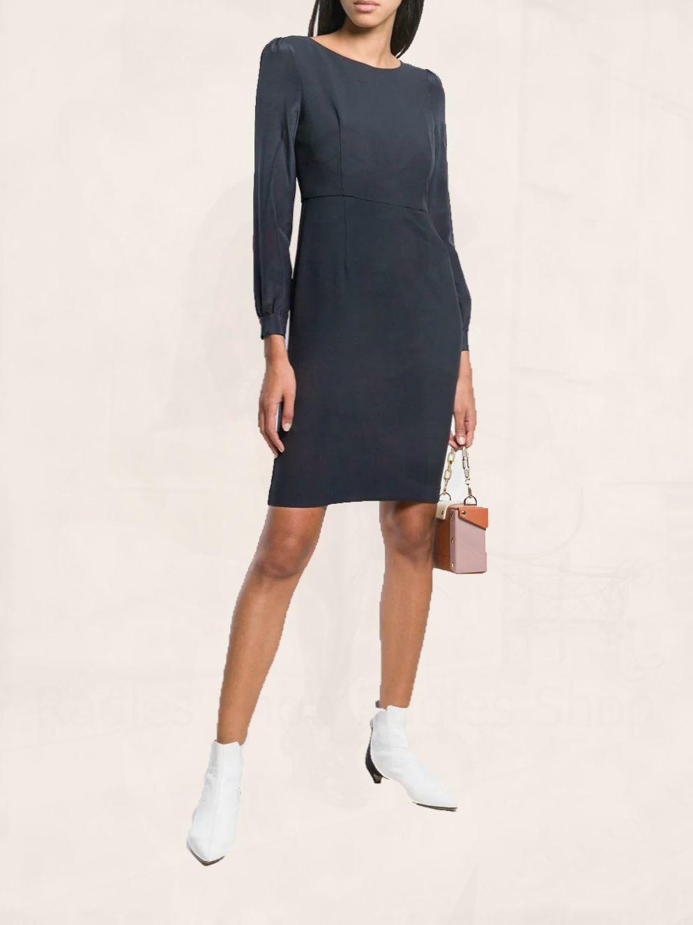 Платья ручной работы. Ярмарка Мастеров - ручная работа. Купить Черное коктейльное платье. Отлично подойдет для работы или коктейльной. Handmade.