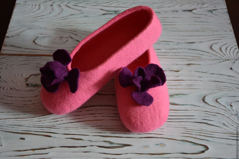 Slippers-ballet shoes based on 'Alice in Wonderland', Slippers, Liski,  Фото №1