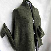 """Одежда ручной работы. Ярмарка Мастеров - ручная работа кардиган """"Forest cloud"""" кашемир-меринос. Handmade."""