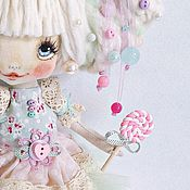 Куклы и игрушки ручной работы. Ярмарка Мастеров - ручная работа Карамелька. Handmade.