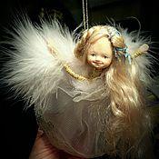 Куклы и игрушки ручной работы. Ярмарка Мастеров - ручная работа Ангелок-звёздочка. Handmade.