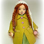 Куклы и игрушки ручной работы. Ярмарка Мастеров - ручная работа коллекционная кукла МИЛЛИ (ПРОДАНА). Handmade.