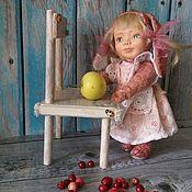 Куклы и пупсы ручной работы. Ярмарка Мастеров - ручная работа Тедди долл Зайка моя.. Handmade.