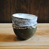 Посуда handmade. Livemaster - original item A set of mini bowls No. №2. Handmade.