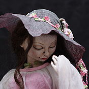 Куклы и игрушки handmade. Livemaster - original item Doll Nadine. Handmade.