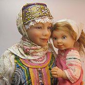 Куклы и игрушки handmade. Livemaster - original item Mother and daughter. Handmade.