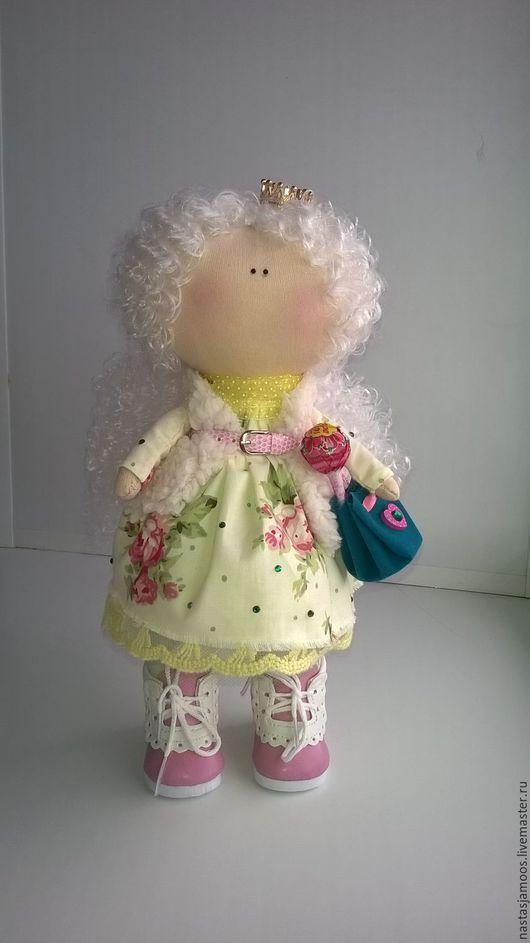Куклы тыквоголовки ручной работы. Ярмарка Мастеров - ручная работа. Купить текстильная кукла. Handmade. Комбинированный