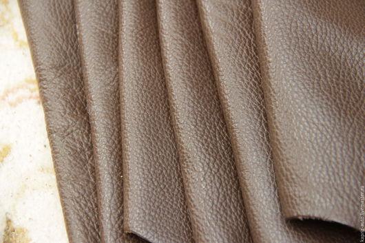 Шитье ручной работы. Ярмарка Мастеров - ручная работа. Купить №8.28 Шоколадный Графит 1932 грамм.1.5?мм.Натуральная кожа. Handmade.