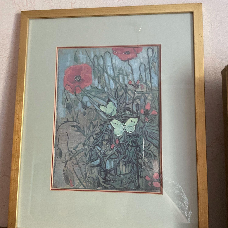 Репродукции Винсента ван Гога, Картины, Москва,  Фото №1