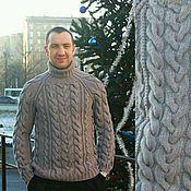 """Одежда ручной работы. Ярмарка Мастеров - ручная работа свитер """"Уют"""". Handmade."""
