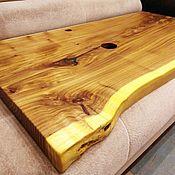 Столы ручной работы. Ярмарка Мастеров - ручная работа Столешница из слэба. Handmade.