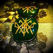 Фен-шуй и эзотерика handmade. Livemaster - original item The stone-Talisman Lucky,runic. Handmade.