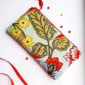 Сумки и аксессуары handmade. Livemaster - original item Cosmetic bag - purse