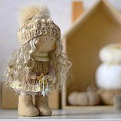 Куклы и игрушки handmade. Livemaster - original item doll baby ASTERISK. Handmade.