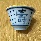 Посуда handmade. Livemaster - original item Porcelain bowl the 80-ies of 2. Handmade.