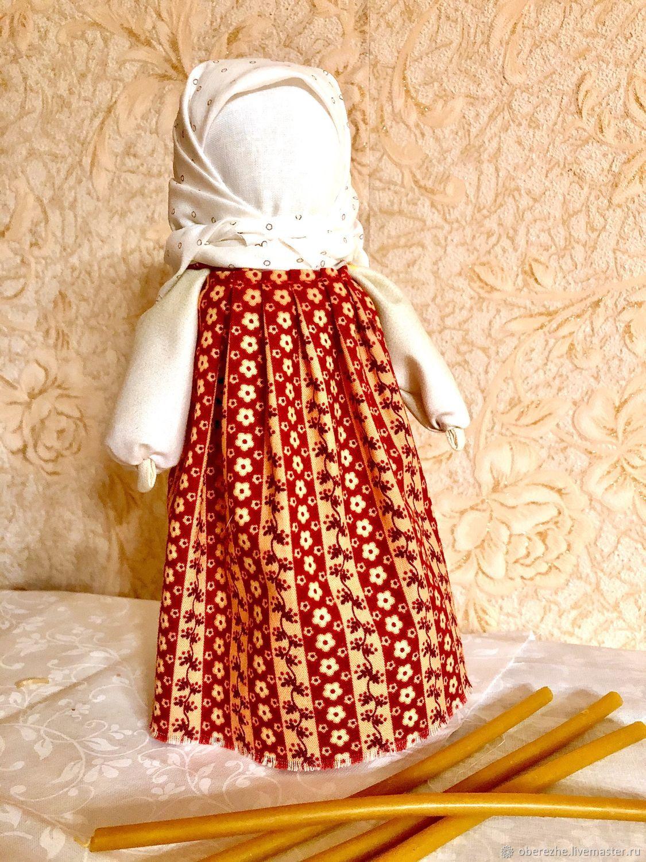 Берегиня Дома, Народная кукла, Раменское,  Фото №1