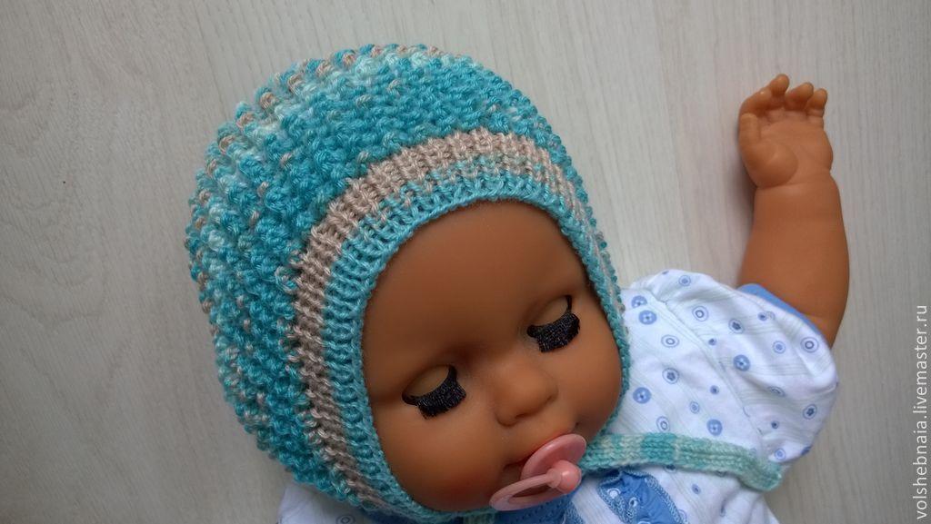 Схема шапочек для новорожденных фото 283